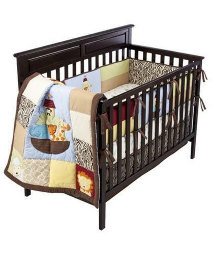 Noah S Ark Baby Bedding Crib Sets