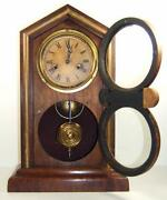 Antique Shelf Clock