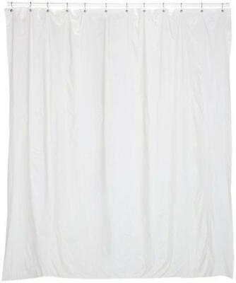 Carnation Home Fashions 72 Wide by 78-Inch Long Vinyl Shower