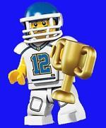 Lego Football Player