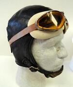 WW2 Flying Helmet