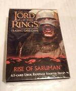 Lord of The Rings Cards
