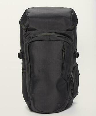 New Men's Lululemon Room to Roam Backpack - $148 - Black