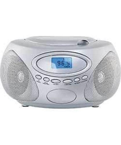 portable radio cd player ebay. Black Bedroom Furniture Sets. Home Design Ideas