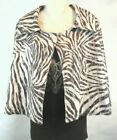 Chico's Zebra Brown Sweaters for Women