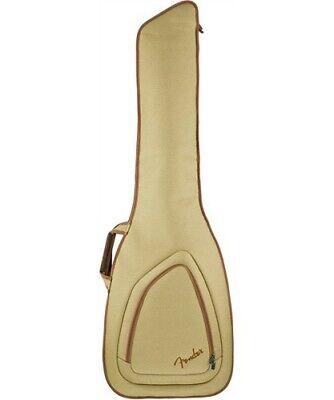 Fender FBT-610 Electric Bass Bag, Tweed