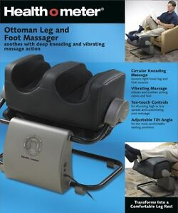 Health O Meter Ottoman Leg and Foot Massager