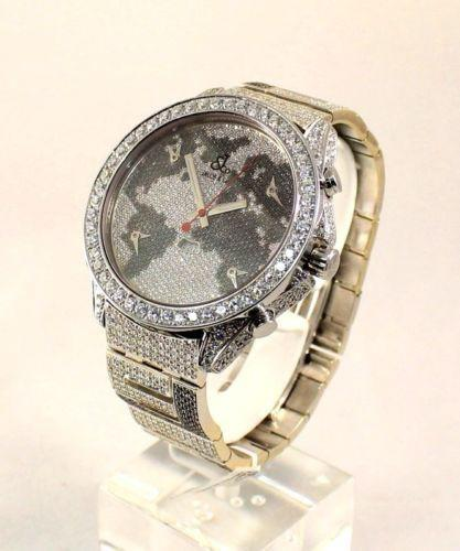 Jacob co diamond watch ebay for Jacob co watches