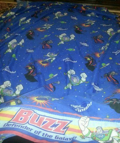 Toy Story Twin Bedding Ebay