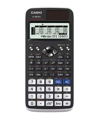 Casio FX-991EX Original  Scientific Calculator Classwiz 552 function Spreadsheet