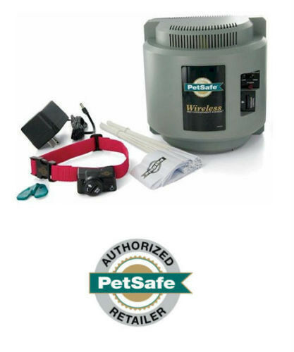 Petsafe PIF-300 Instant Wireless Dog Fence System for Multip