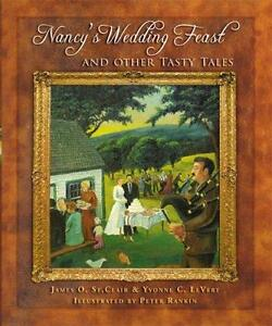 Nancy's Wedding Feast and Other Tasty Tales- signed copy