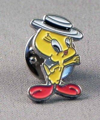 Tweety pie pin badge. Warner Brothers cartoons.