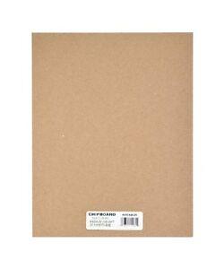 NEW Grafix Medium Weight Chipboard Sheets