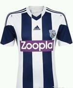 West Brom Shirt
