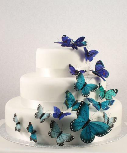 Butterfly Cake Topper | eBay