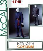 Mens Victorian Coat