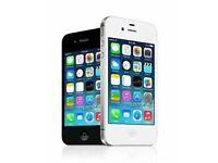 Apple iPhone 4S 8GB 16GB 32GB Unlocked Black White Smartphone - 12M Warranty New