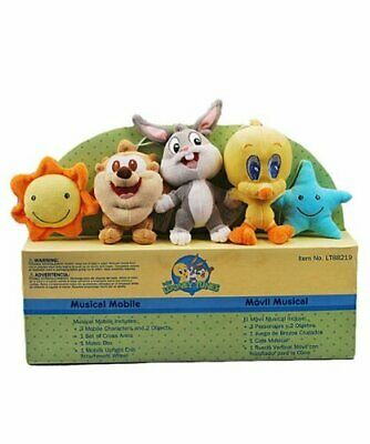 Baby Looney Tunes Musical Mobile