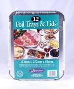 Large Foil Trays