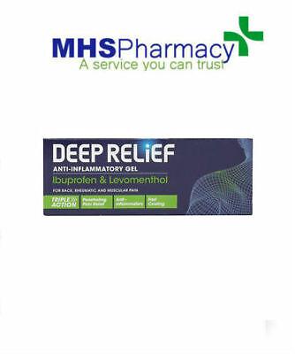 Deep Relief Gel (DEEP RELIEF PAIN RELIEF DUAL ACTION GEL - 30G)