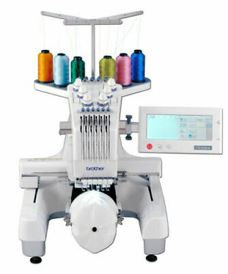 Brother Embroidery Machine Pr650e Embroidery Machine - Serviced 1019