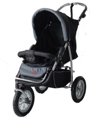 3 Wheeler All Terrain Pushchair Ebay