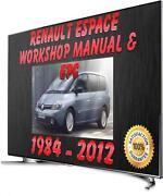 Renault Espace Manual