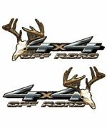 Camo Chevy Decals