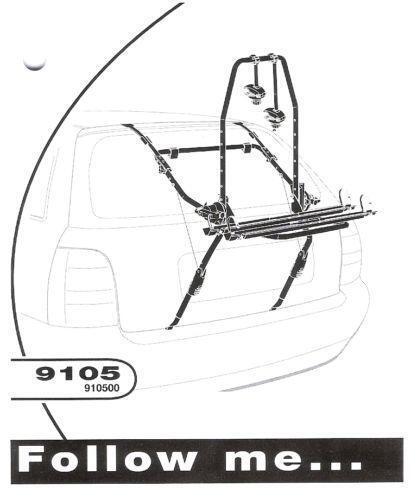 thule fahrradhalter fahrradhalteraufsatz ebay. Black Bedroom Furniture Sets. Home Design Ideas