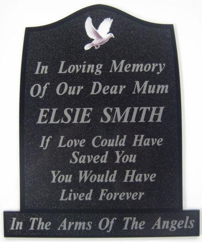 Headstones Other Memorials Amp Funerals Ebay