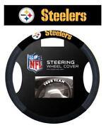 Steelers Steering Wheel Cover