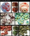 Antiqued Blue Jewellery Beads