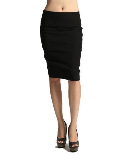 juniors knee length skirts ebay