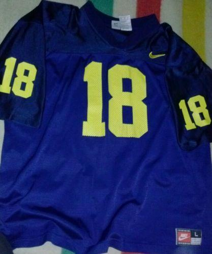 authentic tom brady michigan jersey