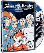 Silverhawks DVD