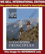 Accounting Principles 10E