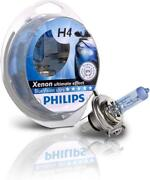 H4 Xenon Bulbs Philips