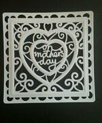 Die Cut Hearts