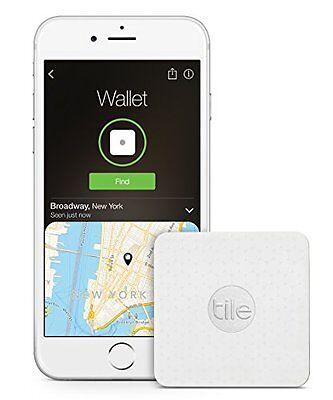 Phone Finder, Tile Slim -  Never lose your wallet, purse or phone (Never Lose Your Wallet Or Purse Again)