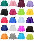 Nylon Skater Skirts (Sizes 4 & Up) for Girls