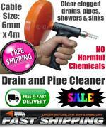 One Shot Drain Cleaner Ebay