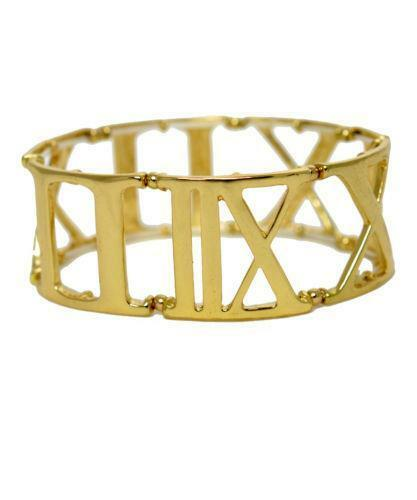 Roman Numeral Bracelet Ebay