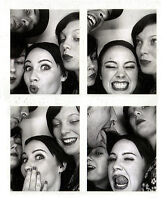 Photo Booth + High Quality + Props + Fun + Capture Memories