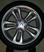 Civic SI Wheels OEM
