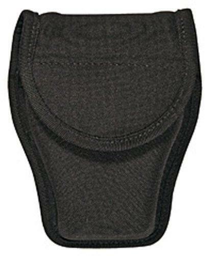 BIANCHI Patroltek 8017 Black Hidden Snap Double Handcuff Case