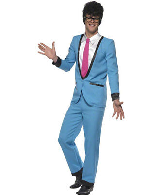 Mens Teddy Boy Fifties Halloween Costume sz Medium