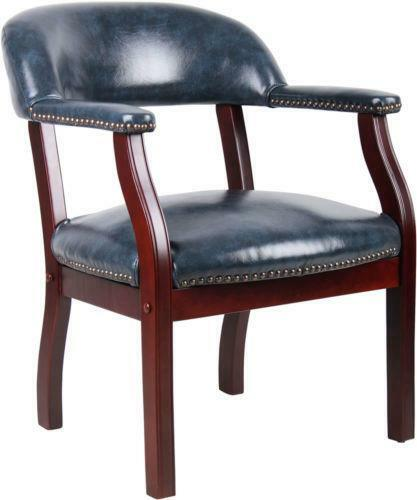 Perfect Wood Captains Chair