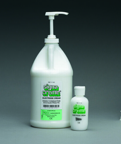 Parker Laboratories Signacreme Electrode Cream 2 Liter W/ 2 Dispensers