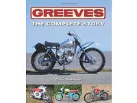 Greeves book wanted